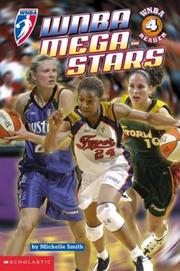 Cover of: WNBA Mega-stars (WNBA Reader 4) (Wnba)