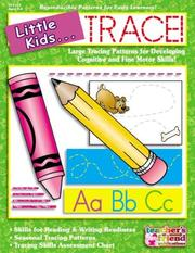 Cover of: Little Kids . . . Trace!