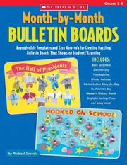 Cover of: Month-by-month Totally Easy, Totally Awesome Bulletin Boards