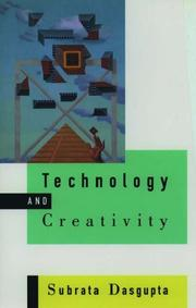 Cover of: Technology and creativity