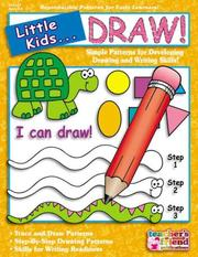 Cover of: Little Kids Can Draw (ages 3-6)