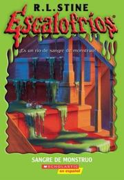 Cover of: Escalofrios