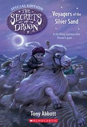 Cover of: Secrets Of Droon Special Edition #3: Voyagers Of The Silver Sand