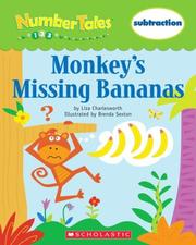 Cover of: Monkey's Missing Bananas (Simple Subtraction)