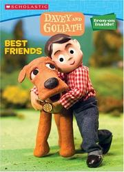Cover of: Davey & Goliath Color & Activity #1: Best Friends (Davey & Goliath)