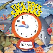 Cover of: Tick-tock sharks | Delana Betolli