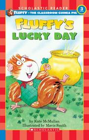 Cover of: Fluffy's Lucky Day (Fluffy the Classroom Guinea Pig