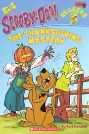 Cover of: Thanksgiving Mystery (Scooby-Doo Reader)