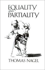 Cover of: Equality and partiality