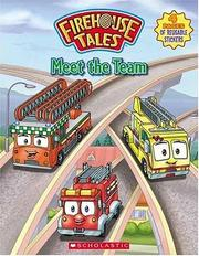 Cover of: Meet The Team (Firehouse Tales) | Danielle Denega
