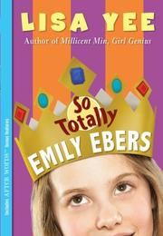 Cover of: So Totally Emily Ebers