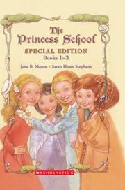 Cover of: Princess School Bindup (Princess School) | Paula Manzanero