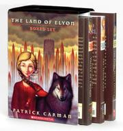 Cover of: Land of Elyon - Boxed Set (Land of Elyon)