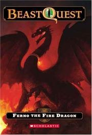 Cover of: Ferno The Fire Dragon (Beast Quest)