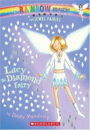 Cover of: Lucy The Diamond Fairy (Jewel Fairies)