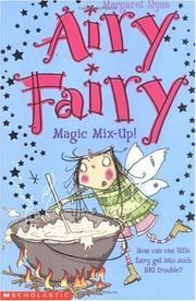 Cover of: Magic Mix Up! (Airy Fairy)