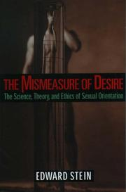 The Mismeasure of Desire
