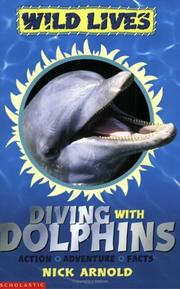 Cover of: Diving with Dolphins (Wild Lives)