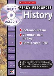Cover of: History (Ready Resources)