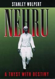 Cover of: Nehru: a tryst with destiny