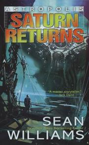 Cover of: Saturn Returns | Sean Williams