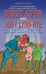 Cover of: Class Dis-Mythed (Myth Adventures)