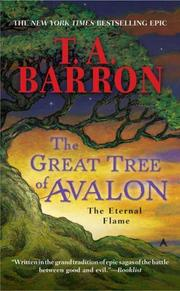 Cover of: The Great Tree of Avalon 3: The Eternal Flame (Great Tree of Avalon)