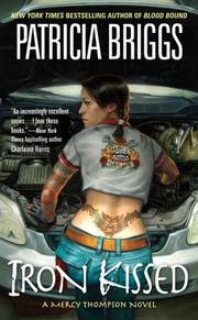 Cover of: Iron Kissed (Mercy Thompson Series, Book 3)