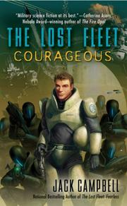 Cover of: Courageous (The Lost Fleet, Book 3) | Jack Campbell