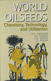 Cover of: World oilseeds |