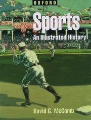 Cover of: Sports | David G. McComb
