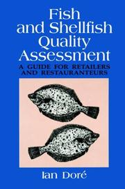 Fish and shellfish quality assessment by Ian Dore