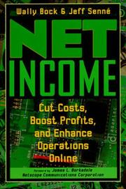 Cover of: Net income