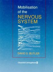 Cover of: Mobilisation of the nervous system