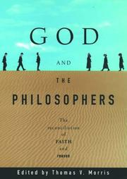 Cover of: God and the Philosophers