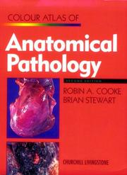Cover of: Colour atlas of anatomical pathology | Robin A. Cooke
