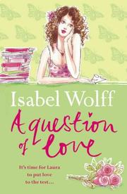 Cover of: A Question of Love