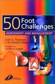 Cover of: 50 Foot Challenges | Colin Thomson