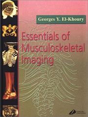 Cover of: Essentials of musculoskeletal imaging