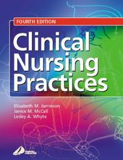 Cover of: Clinical nursing practices