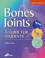 Cover of: Bones and joints
