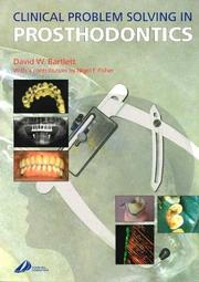 Cover of: Clinical Problem Solving in Prosthodontics