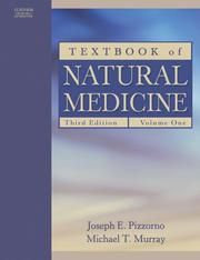 Cover of: Textbook of Natural Medicine, 2-Volume Set (Textbook of Natural Medicine) | Joseph E. Pizzorno