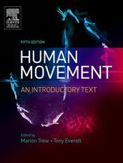 Cover of: Human Movement | Marion Trew