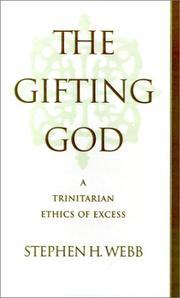 Cover of: The gifting God