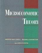 Cover of: Microeconomic theory