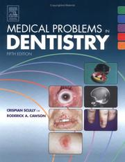 Cover of: Medical problems in dentistry