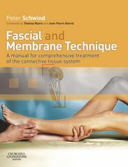 Cover of: Fascial and Membrane Technique | Peter Schwind