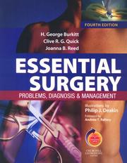 Cover of: Essential Surgery | H. George Burkitt