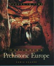 Cover of: Exploring prehistoric Europe | Christopher Scarre